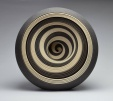 Hypnotizing New Concentric Ceramic Vessels by Matthew Chambers
